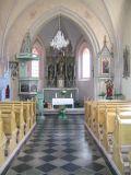Kaple - oltář